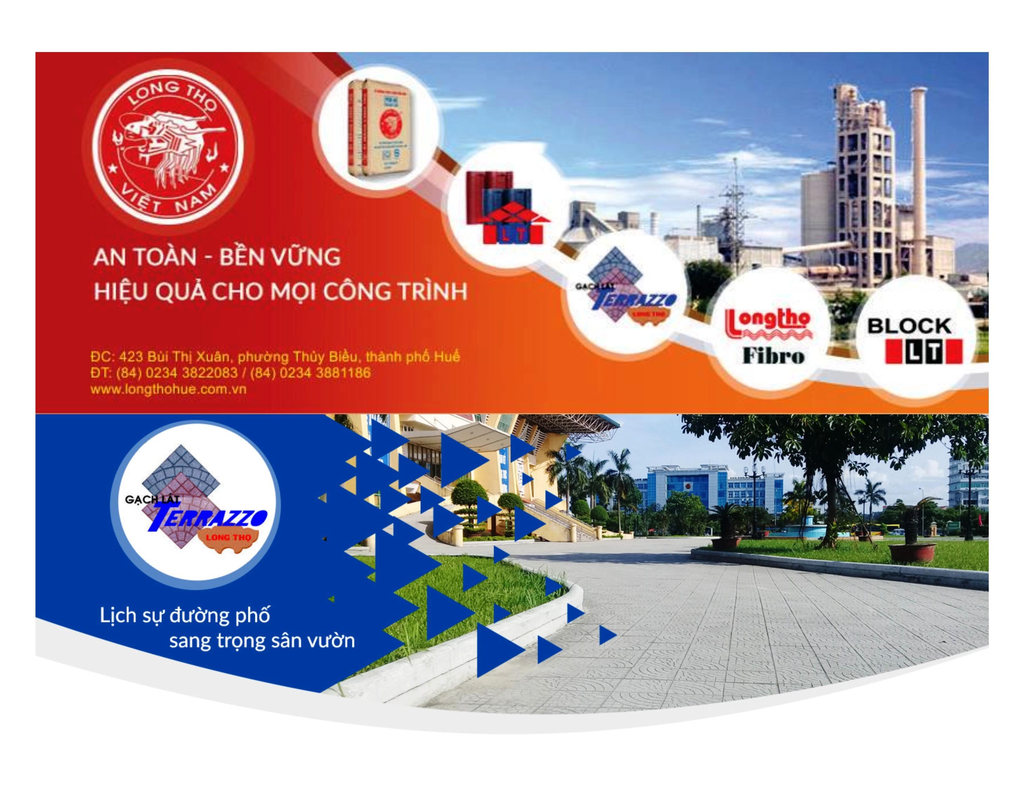 Hoạt động bán hàng trực tuyến trên website www.longthohue.com.vn