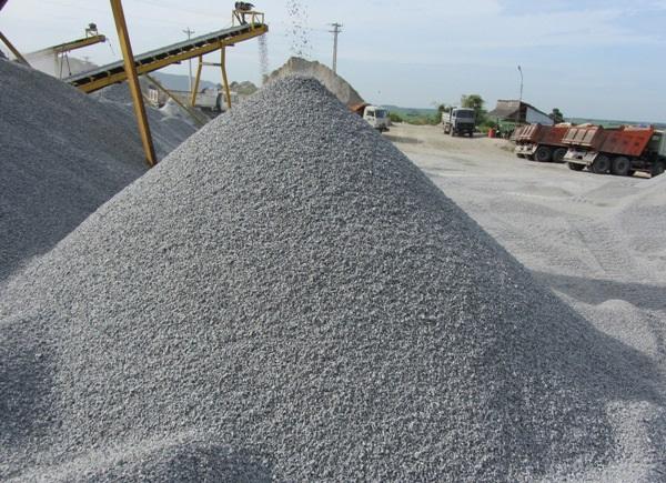 Sử dụng cát nhân tạo làm gạch không nung