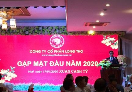 Buổi gặp mặt đầu năm 2020