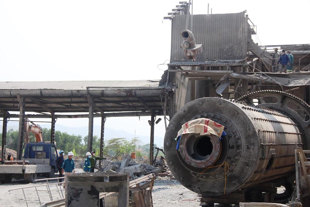 Di dời, hạ giải nhà máy Xi măng Long Thọ